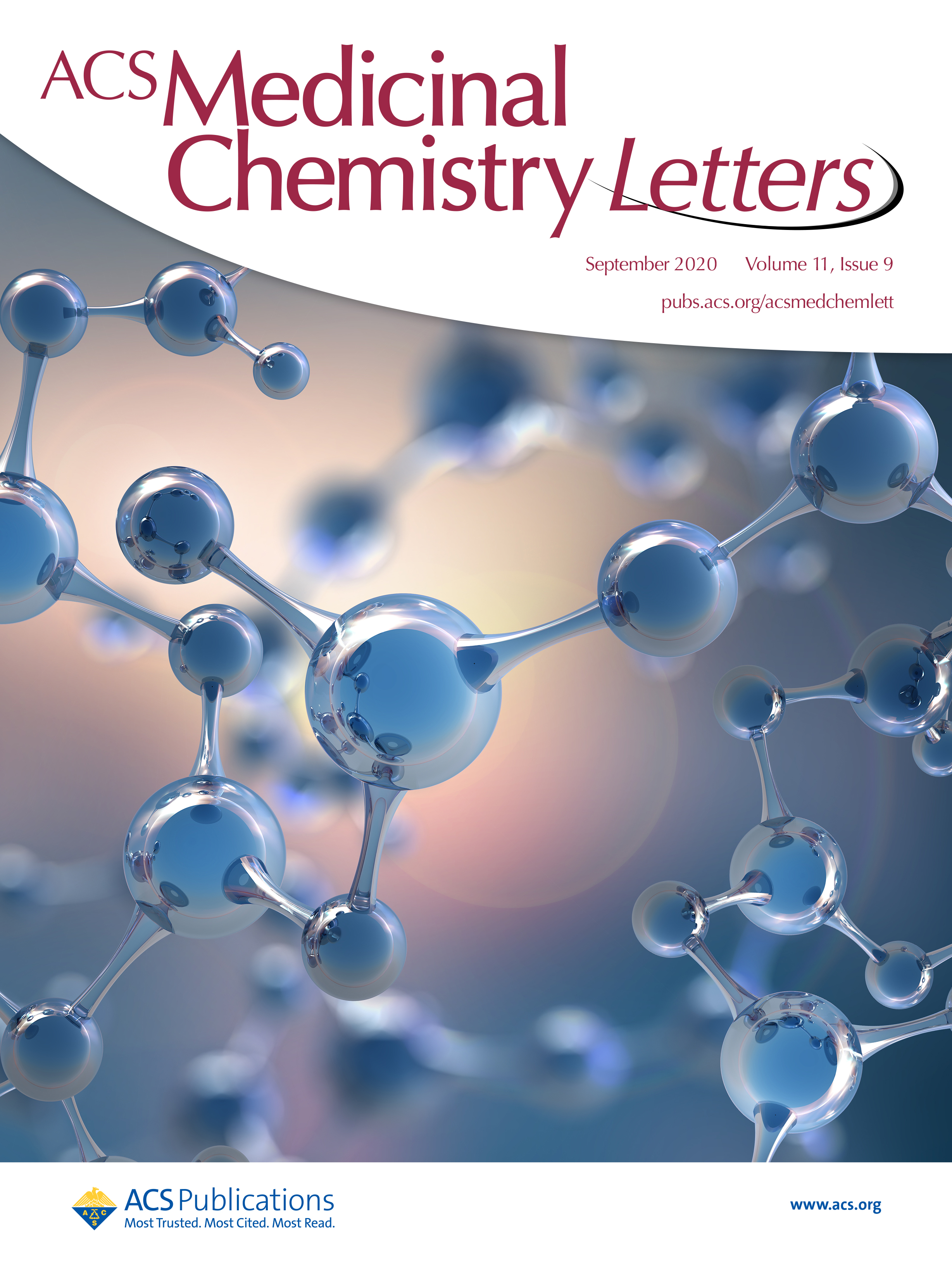 ACS Medicinal Chemistry Letters Journal Cover, September