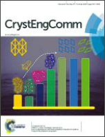 CrystEngComm Cover, Issue 37, 2018