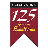 Celebrating 125 Years of Excellence