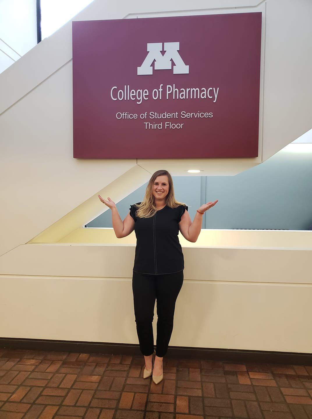 Meet our Students   College of Pharmacy - University of