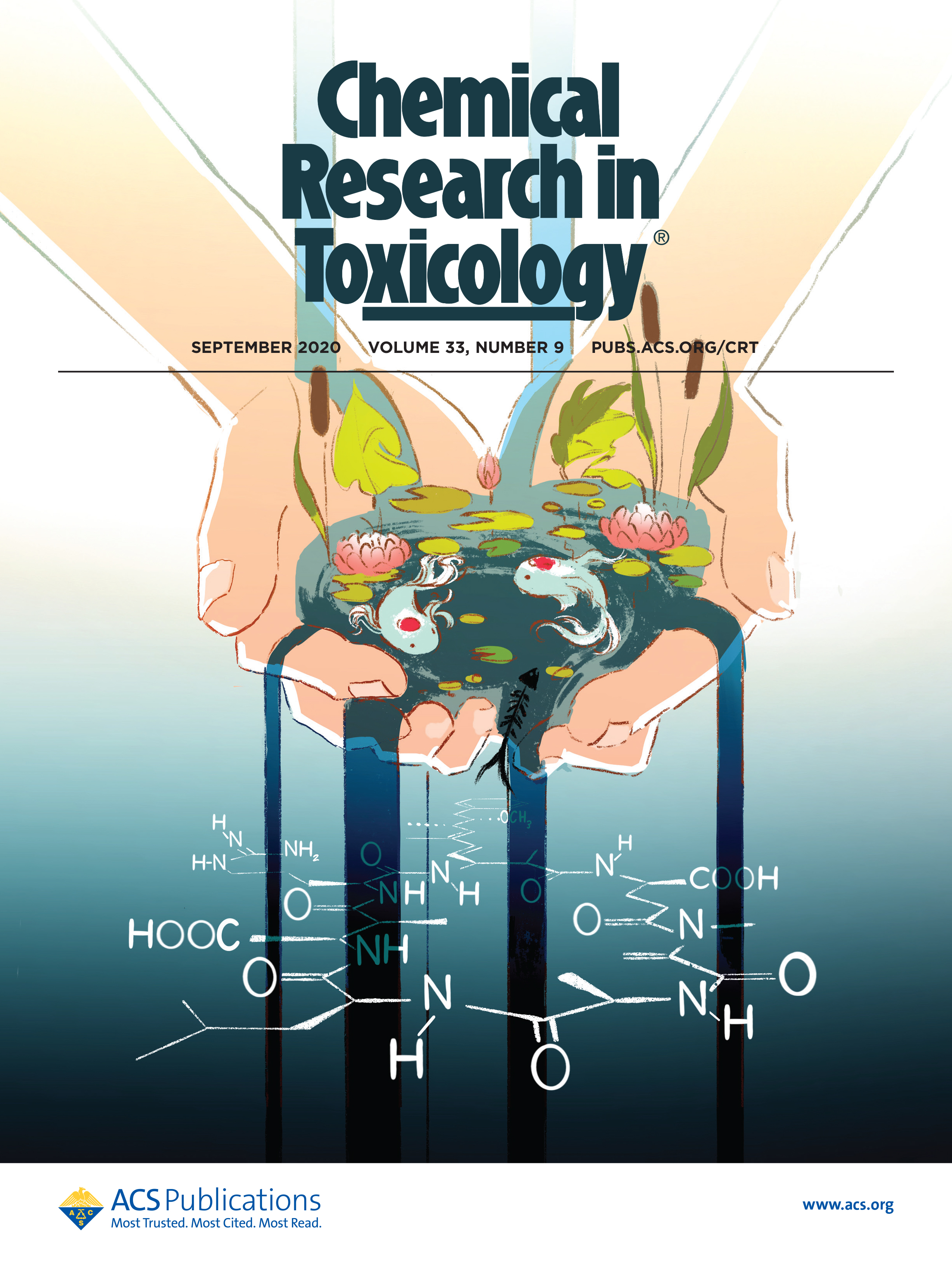 Chemical Research in Toxicology Journal Cover, September