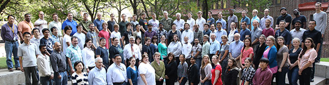Pharmacy Faculty, Staff and Students