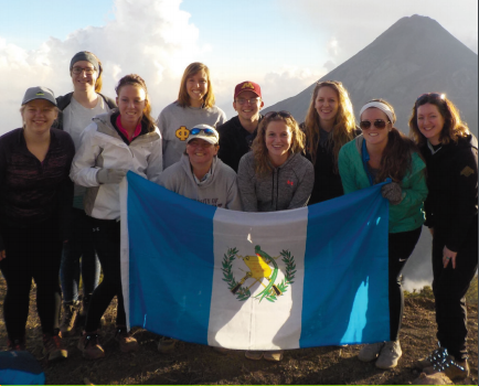 Students Provide Culturally Sensitive Care in Rural Guatemala
