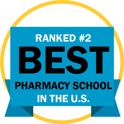 U.S. News & World Report #2 Pharmacy School