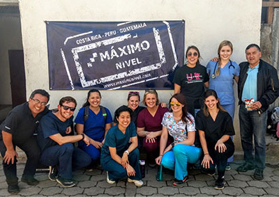 pharmacy students in guatemala
