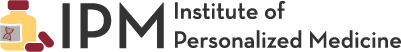 Institute of Personalized Medicine logo