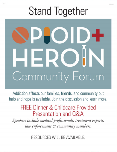 Opioid Community Forum