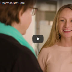 NEW VIDEO ON PHARMACISTS' IMPACT