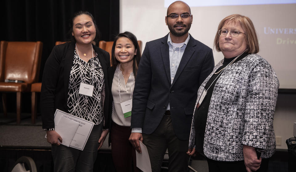 2019 Rare Disease Day Research Award Winners