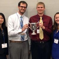 U of M Student team at American College of Clinical Pharmacy
